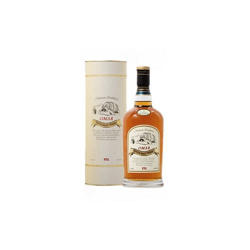 Omar Sherry Cask 46% 20cl Image 1