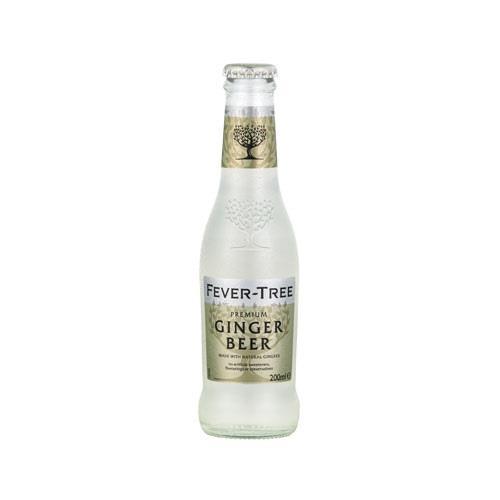 Fever Tree Ginger Beer 200ml Image 1