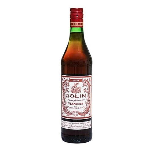 Dolin Red Vermouth 16% 75cl Image 1