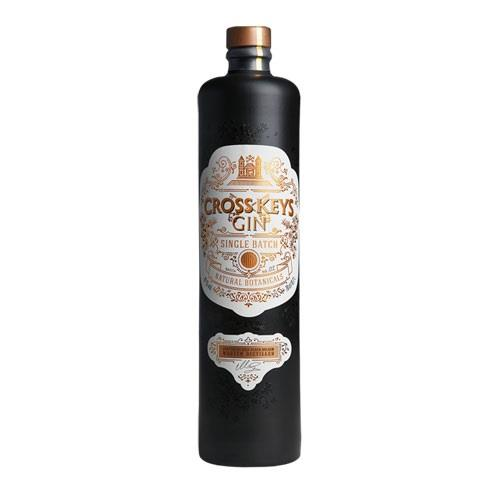 Cross Keys Distilled Dry Gin 70cl Image 1