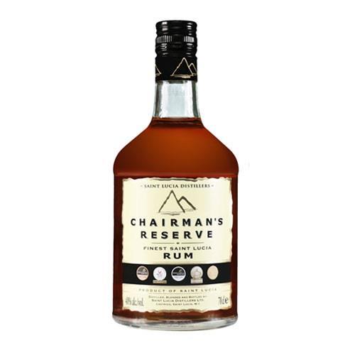 Chairmans Reserve Rum St Lucian 40% 70cl Image 1