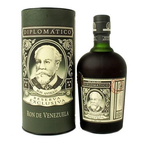 Diplomatico Reserva Exclusiva Rum 40% 70cl Image 1