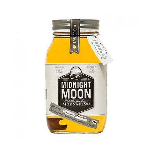 Midnight Moon Apple Pie Moonshine 35% 70cl Image 1