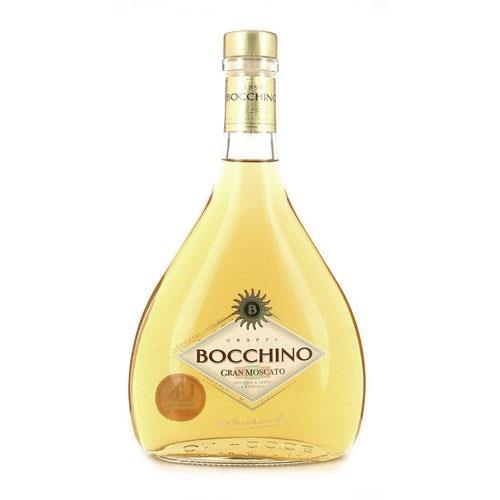 Grappa Gran Moscato Bocchini 40% 70cl Image 1