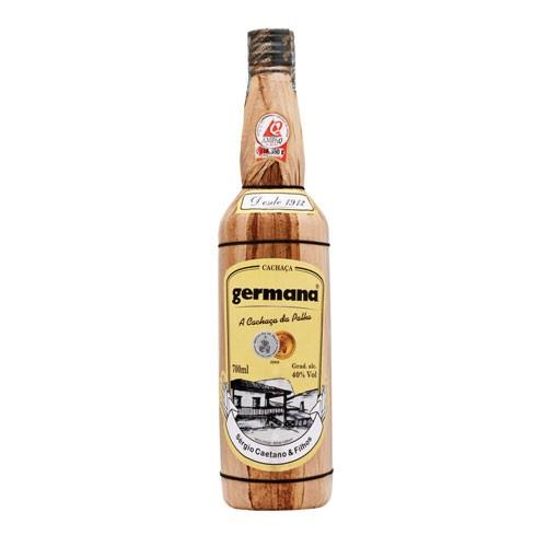 Germana Cachaca 2 years old 40% 70cl Image 1
