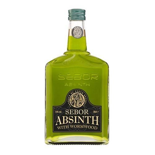 Sebor Absinthe 55% vol 50cl Image 1