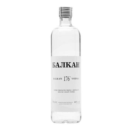 Balkan 176 Vodka 88% 70cl Image 1