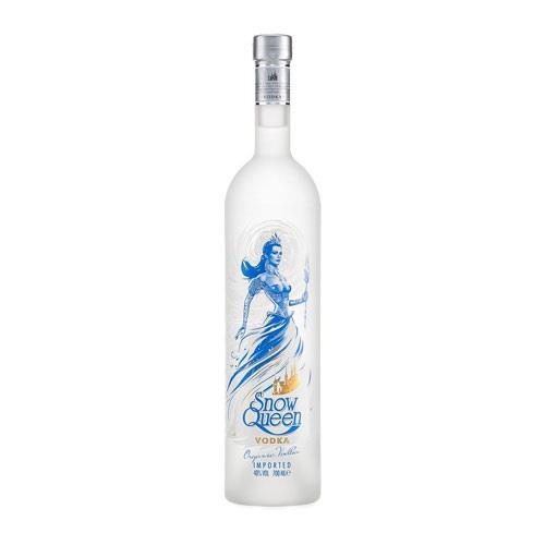 Snow Queen Vodka 40% 70cl Image 1