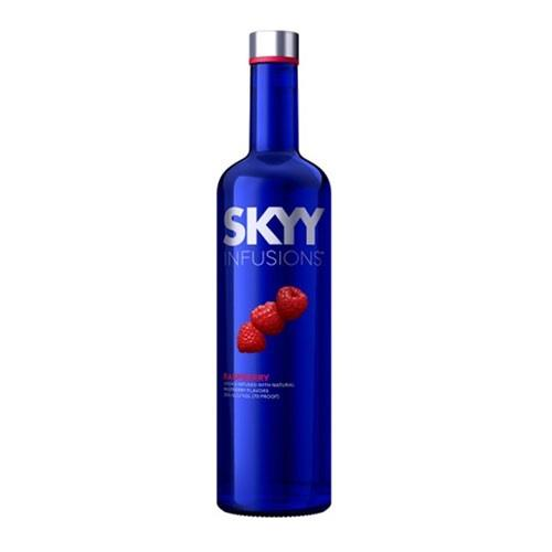 Skyy Infusions Raspberry Vodka 37.5% 70cl Image 1