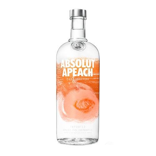 Absolut Peach 40% 70cl Image 1