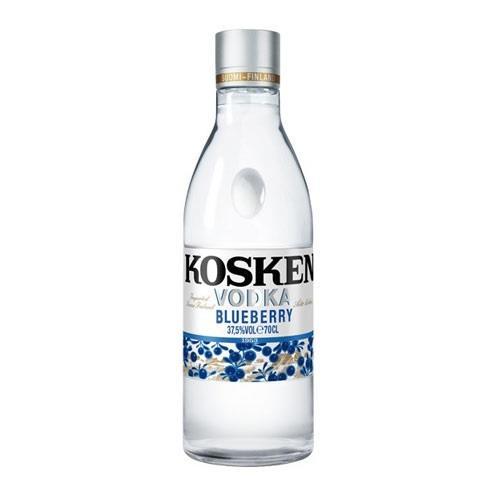 Koskenkorva Blueberry Vodka 38% 70cl Image 1