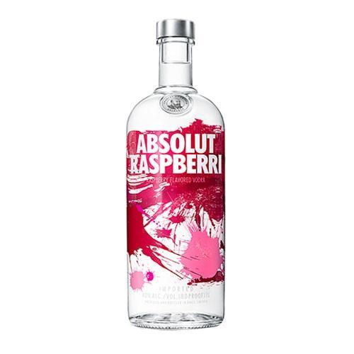Absolut Raspberri Vodka 40% 70cl Image 1