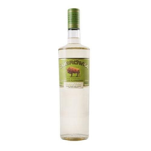 Zubrowka Bison Grass Vodka 40% 70cl Image 1