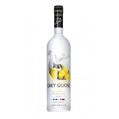 Grey Goose Citron Vodka 40% 70cl Image 1