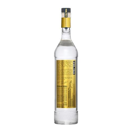 Stolichnaya Gold Vodka 40% 70cl Image 1