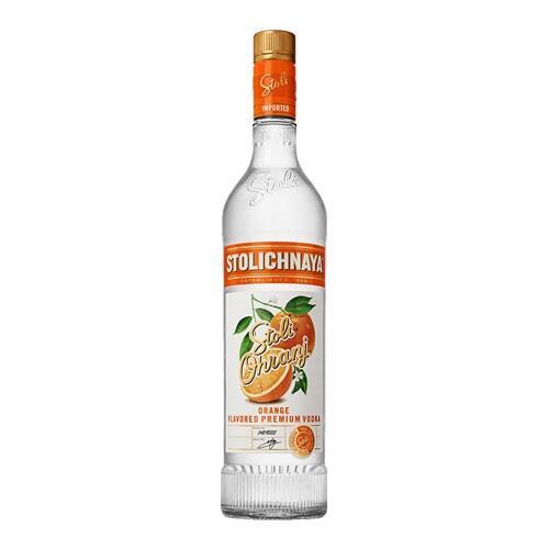 Stolichnaya Ohranj Vodka 37.5% 70cl Image 1