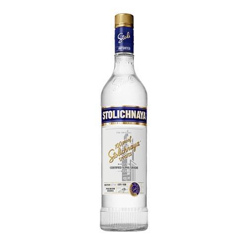 Stolichnaya Blue Vodka 50% 70cl Image 1