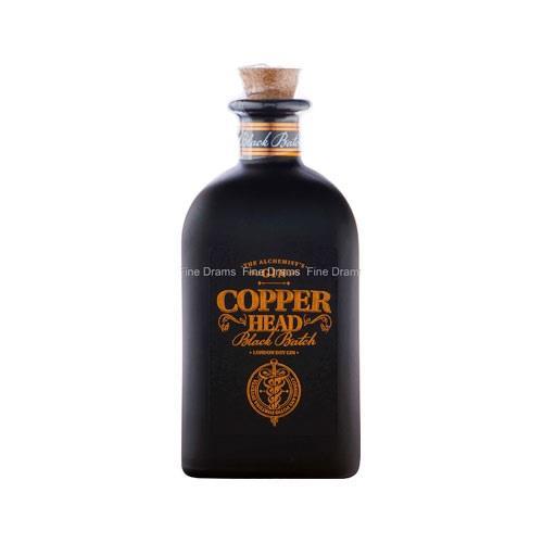 Copper Head Black Batch Gin 42% 50cl Image 1