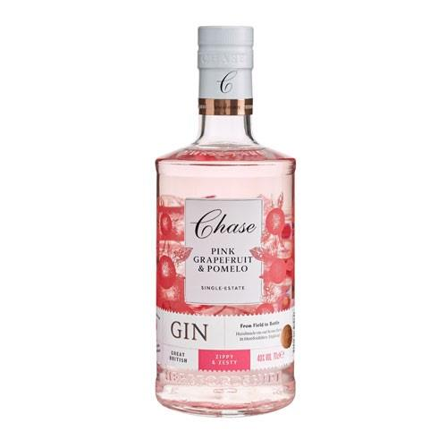 Chase Pink Grapefruit & Pomelo Gin 40% 70cl Image 1