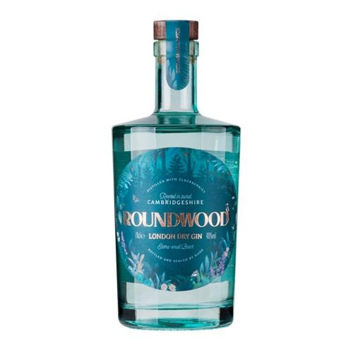 Roundwood London Dry Gin 40% 70cl Image 1