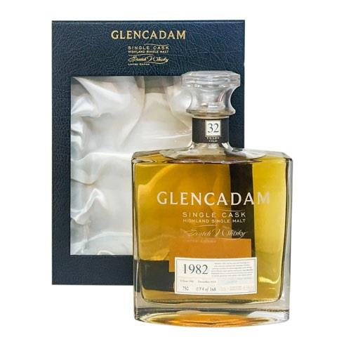 Glencadam 1982 32 Year Old 45.5% 70cl Image 1