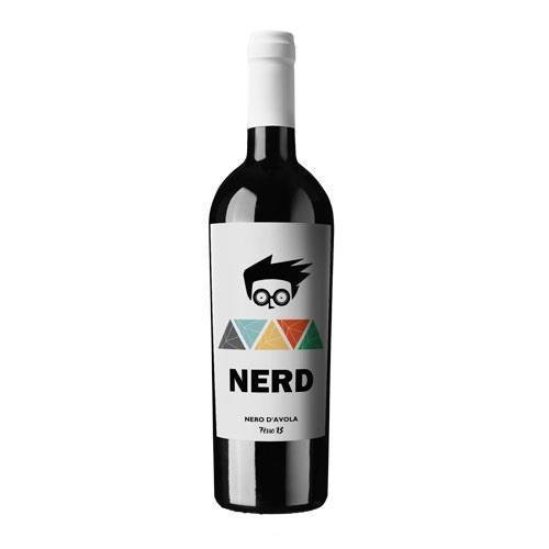 Nerd Nero D'Avola Sicilia DOC 2017 75cl, Ferro 13 Image 1