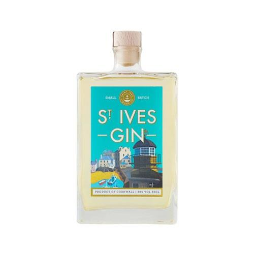 St Ives Gin 38% 35cl Image 1