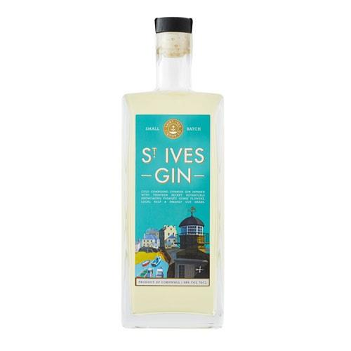 St Ives Gin 38% 70cl Image 1