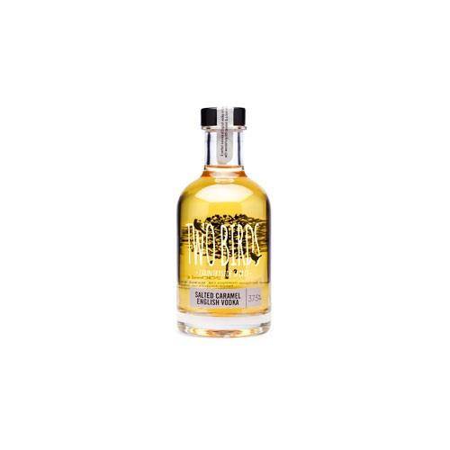 Two Birds Salted Caramel Vodka 37.5% 20cl Image 1