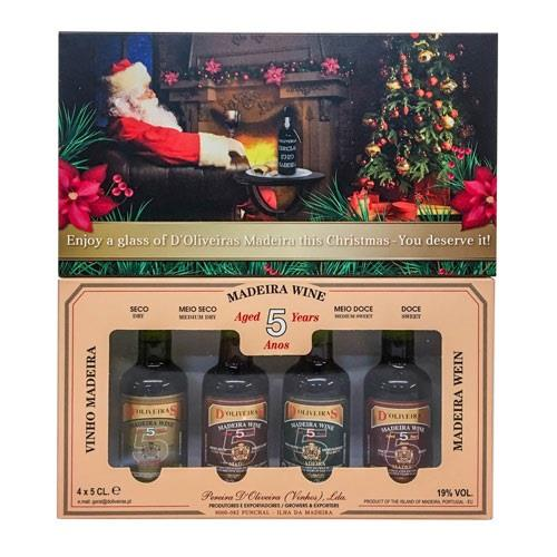 Madeira D'Oliveiras Miniature Gift Pack Image 1