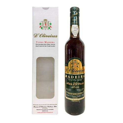 Madeira D'Oliveiras 10 years old Medium Image 1