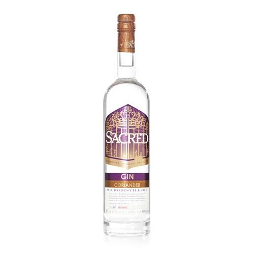 Sacred Gin Coriander 43.8% 70cl Image 1