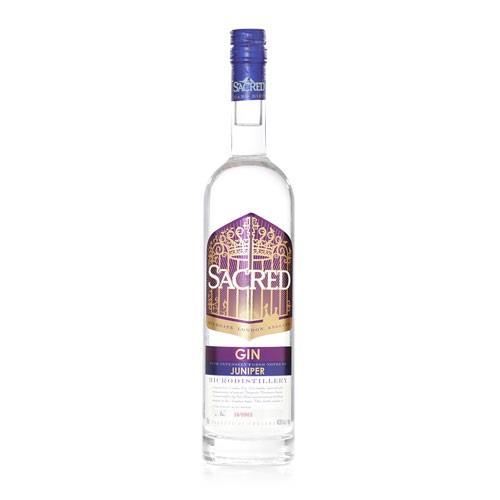 Sacred Gin Juniper 43.8% 70cl Image 1