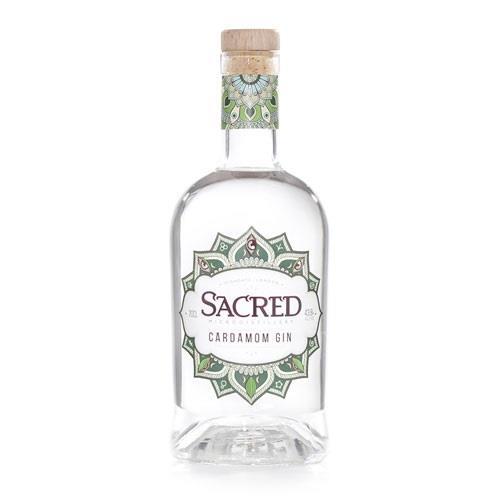 Sacred Gin Cardamom 43.8% Image 1