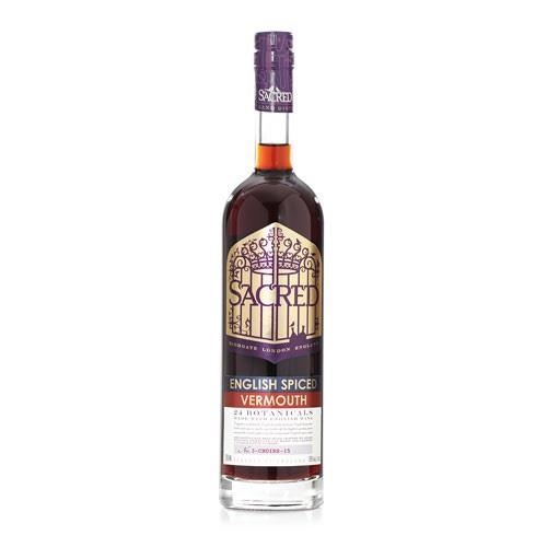 Sacred Spiced English Vermouth 18% 75cl Image 1