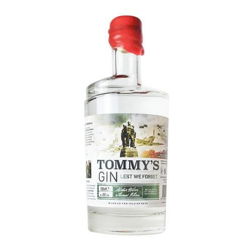 Tommy's Gin Lest We Forget  Isle Of Skye Image 1