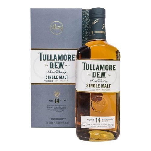 Tullamore Dew 14 Year Old Single Malt 70cl Image 1