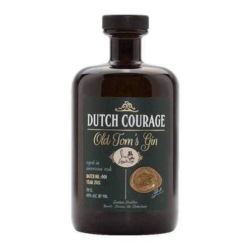 Zuidam Dutch Courage Old Tom Gin 40% 70c Image 1