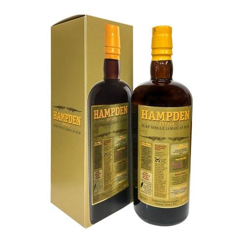 Hampden Estate Rum 46% 70cl Image 1