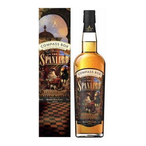 Compass Box The Story of the Spaniard Blended Malt Whisky 70cl Image 1