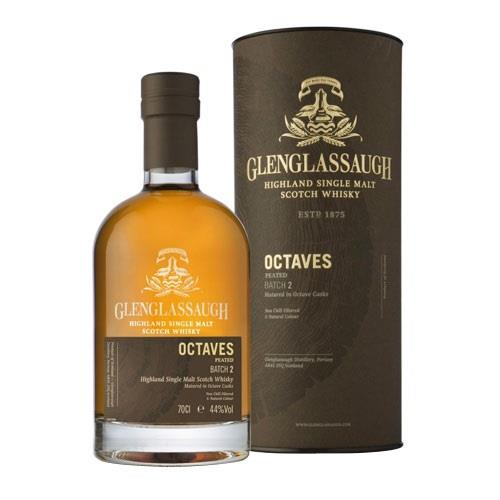 Glenglassaugh Octaves Peated Batch 2 70cl Image 1