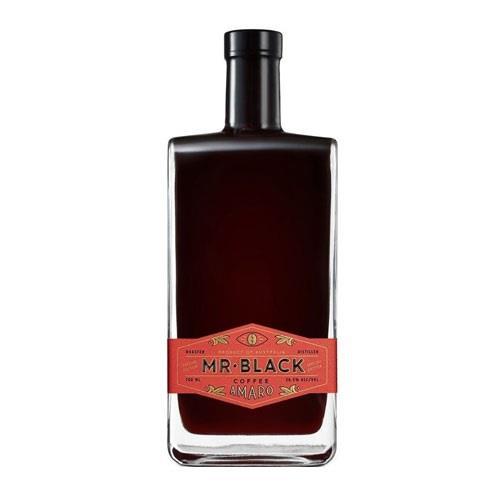 Mr Black Coffee Amaro 70cl Image 1
