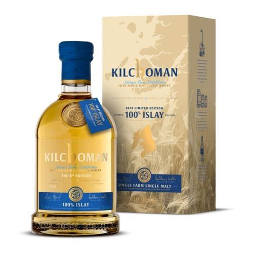 Kilchoman 100% Islay 8th Edition 2018 70 Image 1