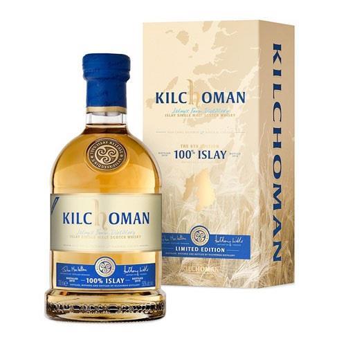 Kilchoman 100% Islay 6th Edition 2016 70cl Image 1