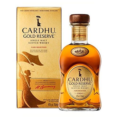 Cardhu Gold Reserve Single Malt 40% 70cl Image 1