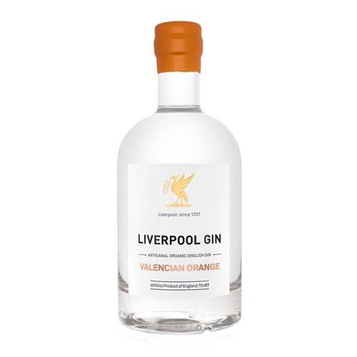 Liverpool Gin Valencian Orange Organic 43% 70cl Image 1