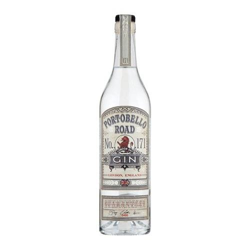 Portobello Road Gin No.171 London Dry Gin 42% 70cl Image 1
