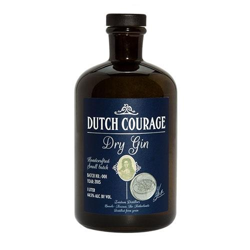 Zuidam Dutch Courage Dry Gin 44.5% 70cl Image 1