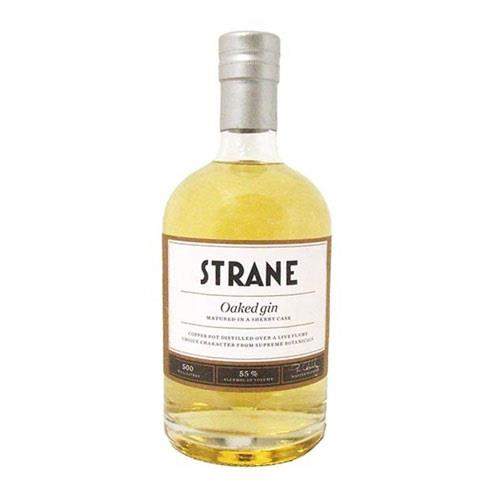 Strane Oaked Gin 55% 50cl Image 1