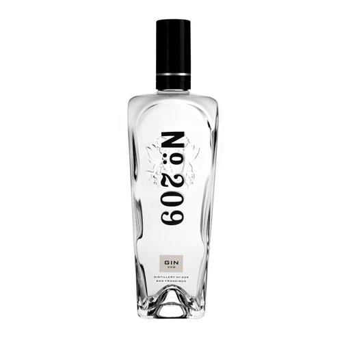 No. 209 Gin 46% vol 70cl Image 1